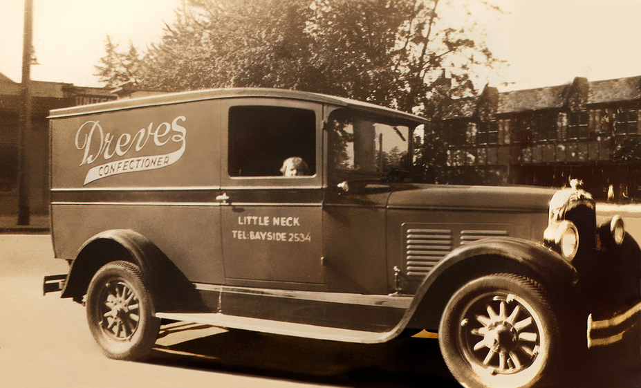 Dreves Ice Cream Delivery Truck